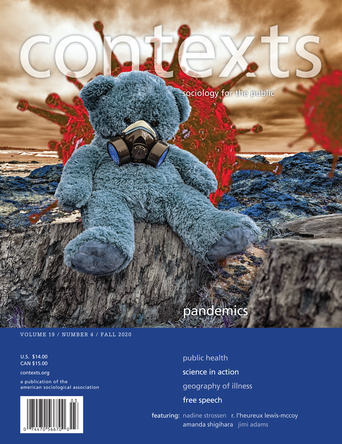 Check out this issue of Contexts Magazine to learn more about how sociology helps us make sense of our world!