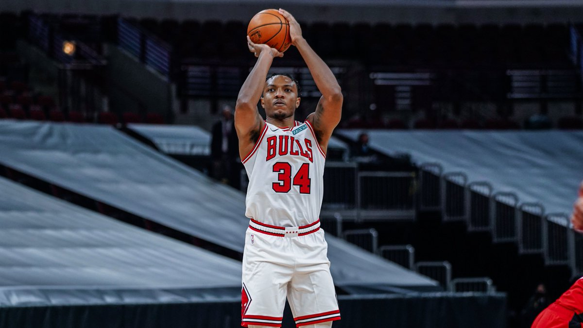 "Wendell Carter Jr. on his shooting: ""My coaching staff is still behind me. They understand this is a huge change for me from last year… my confidence is still high.""  ""They know that I can shoot."""