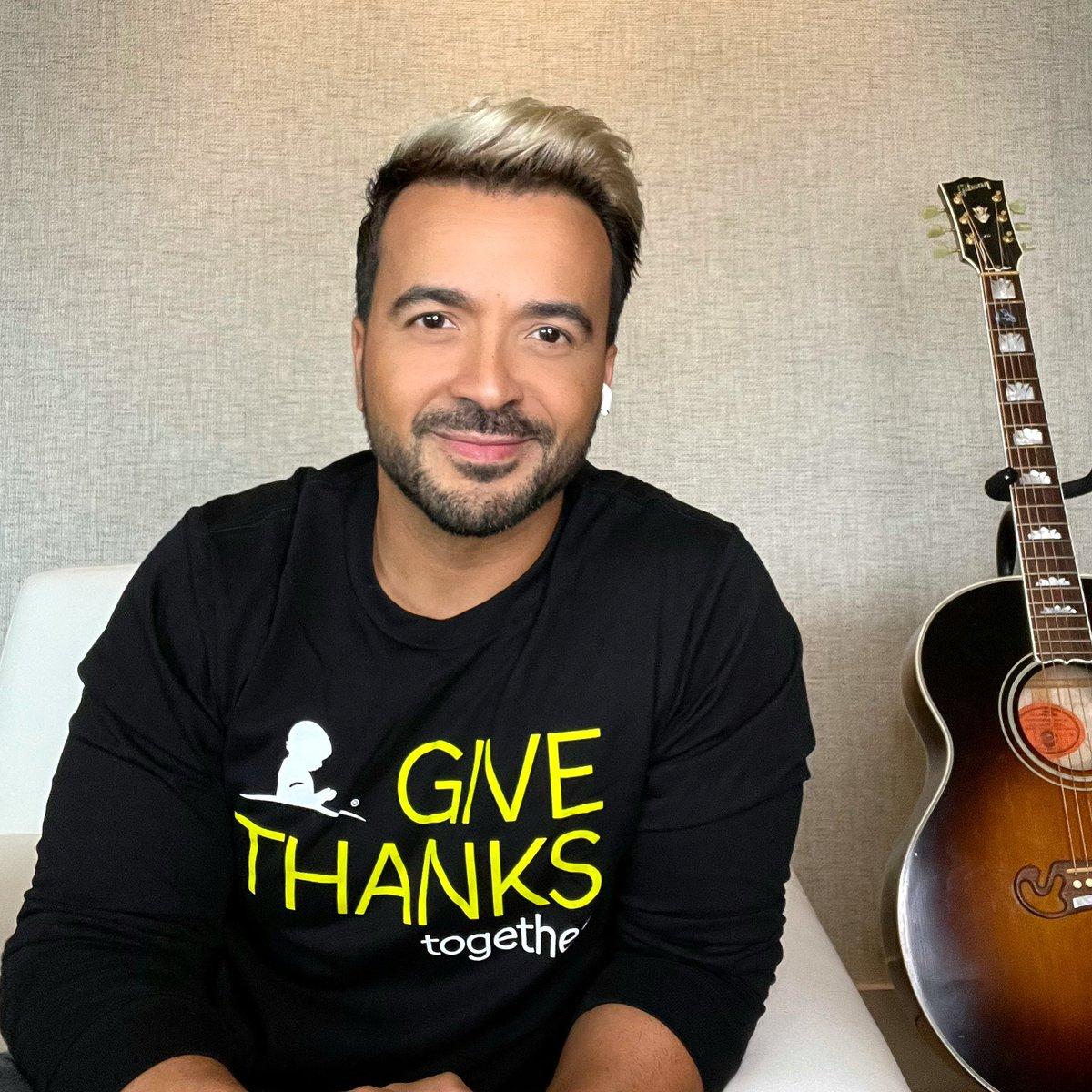 Hoy hablamos con muchos medios sobre la campaña #ThanksAndGiving de @stjude 🙏🏽