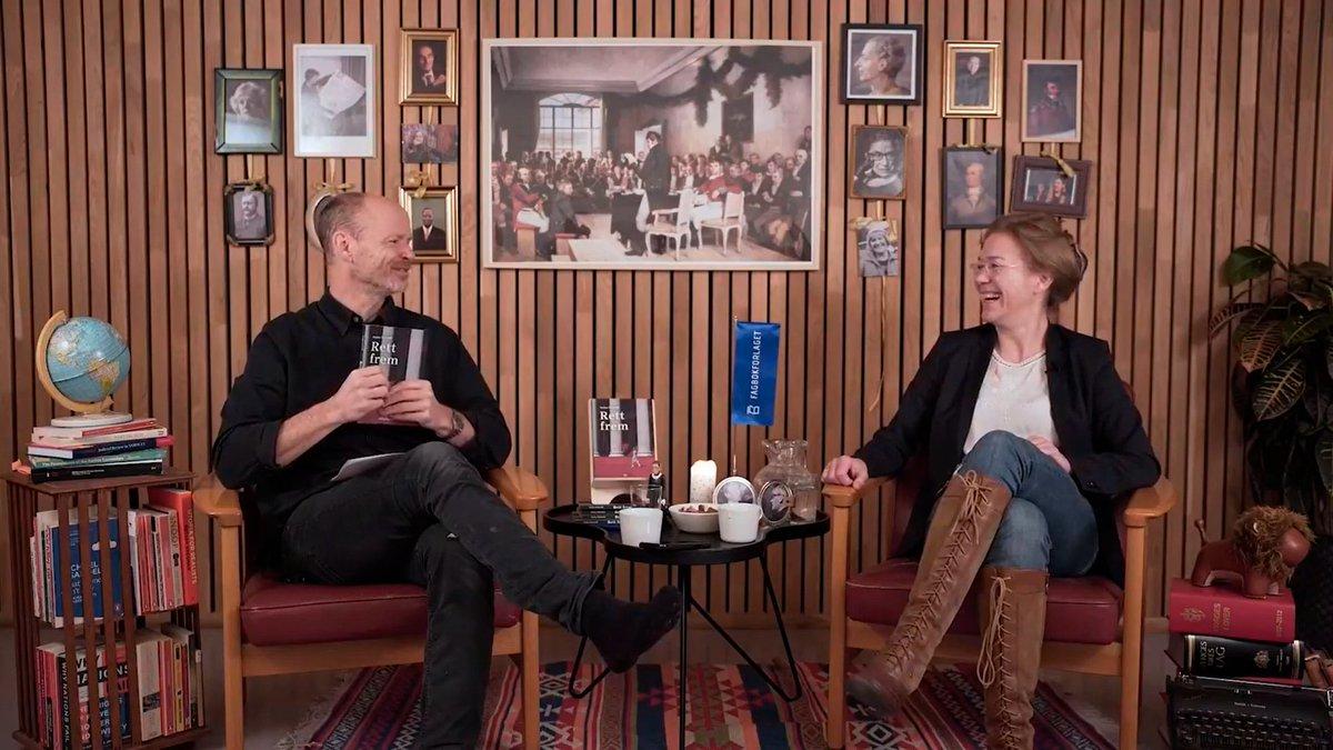 Gikk du glipp av samtalen mellom @anineki og Harald Eia i kveld? Ikke fortvil - hele samtalen kan sees i opptak her: https://t.co/G3Tq9aJ8BL. God fornøyelse! #rettfrem https://t.co/tfdyji2UOL