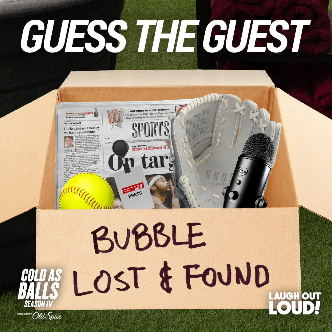 Drop a comment on who you think left all their stuff after filming #ColdasBallsS4? New episode tomorrow 12/16 only on our @Youtube channel and @instagram!