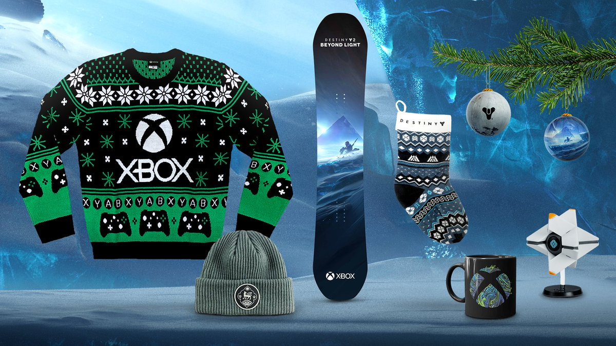 You know what's cooler than Europa? This gear.  Follow @Xbox and RT with #Destiny2Sweepstakes for a chance to win this holiday bundle and get decked out.  Ends 12/31/20. Rules: