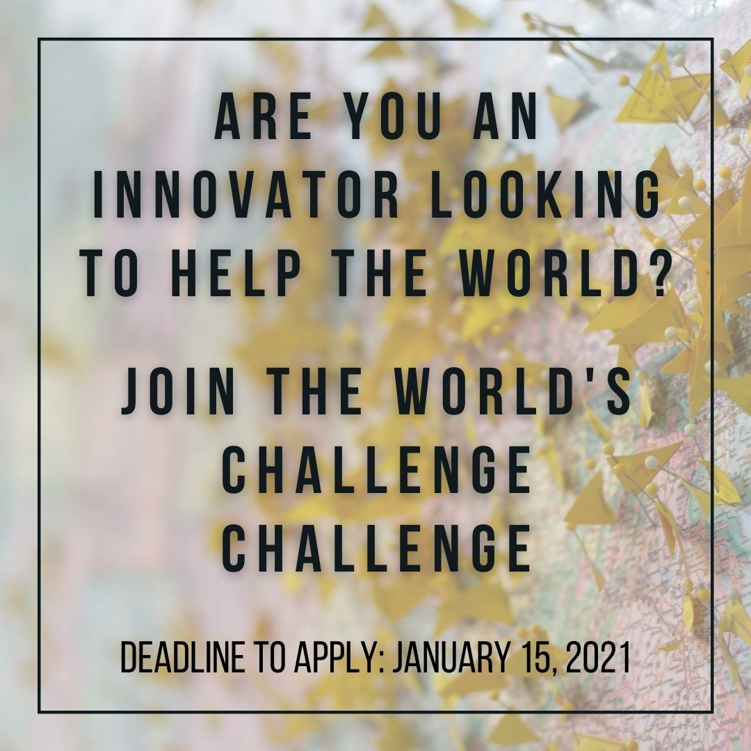 This innovative competition is an exciting way for UCalgary students to engage with others globally to address global challenges. Participants will develop their critical thinking, global mindset, leadership, research, and presentation skills.  https://t.co/6B1yGgIfVl https://t.co/hgCIQJjQVV
