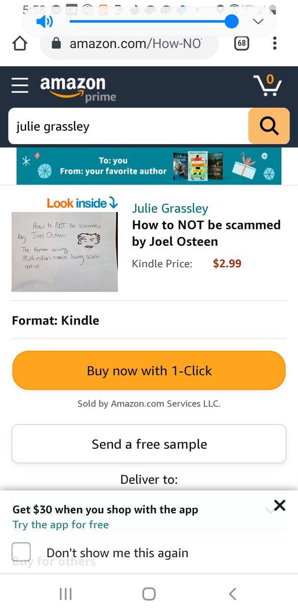 @amazonbooks Buy mine