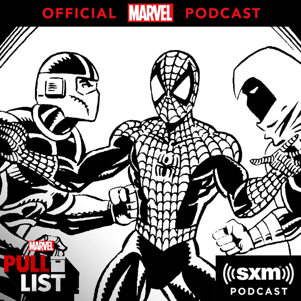Marvel: Preview this week's comic releases on a new #MarvelsPullList episode! Plus, stick around for a special reading club about The Sidekick's Revenge. Listen early on @SIRIUSXM: