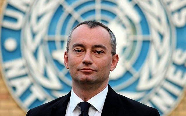 مجلس الأمن يوافق على تعيين البلغاري نيكولاي ملادينوف مبعوثا خاصا للأمم المتحدة لليبيا