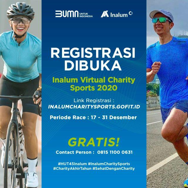 Inalum Virtual Charity Sports • 2020