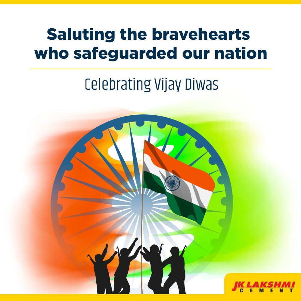 May the sacrifices of our martyrs who made our nation proud, stay immortal in our memories. #VijayDiwas2020 #BulandSoch