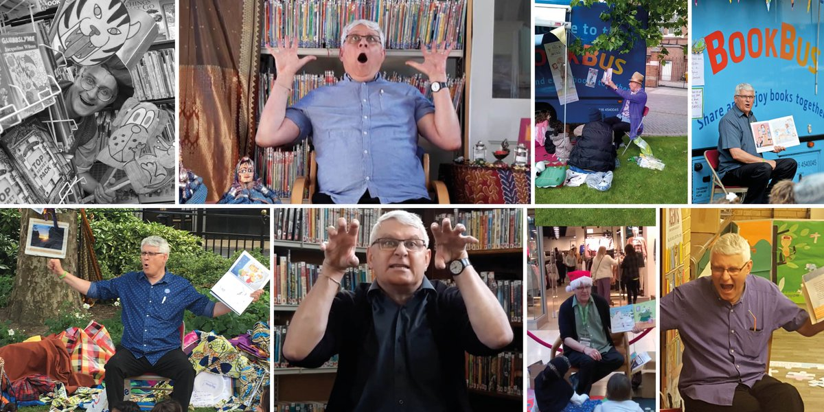 Good Luck Paul from all of us at @LeicesterWiT. We will miss you so much! #LovetoRead