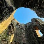 Image for the Tweet beginning: Castell Ynysgynwraidd 🏴🏰 Skenfrith Castle -  Castell