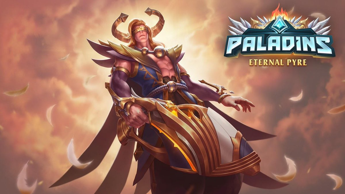 Paladins The Game On Twitter We Have Updated The Paladins Box With All The Content Coming In The Eternal Pyre If You Re A Content Creator Artist Or Just A Fan These Are Don't follow us to receive a viktor skin. paladins the game on twitter we have