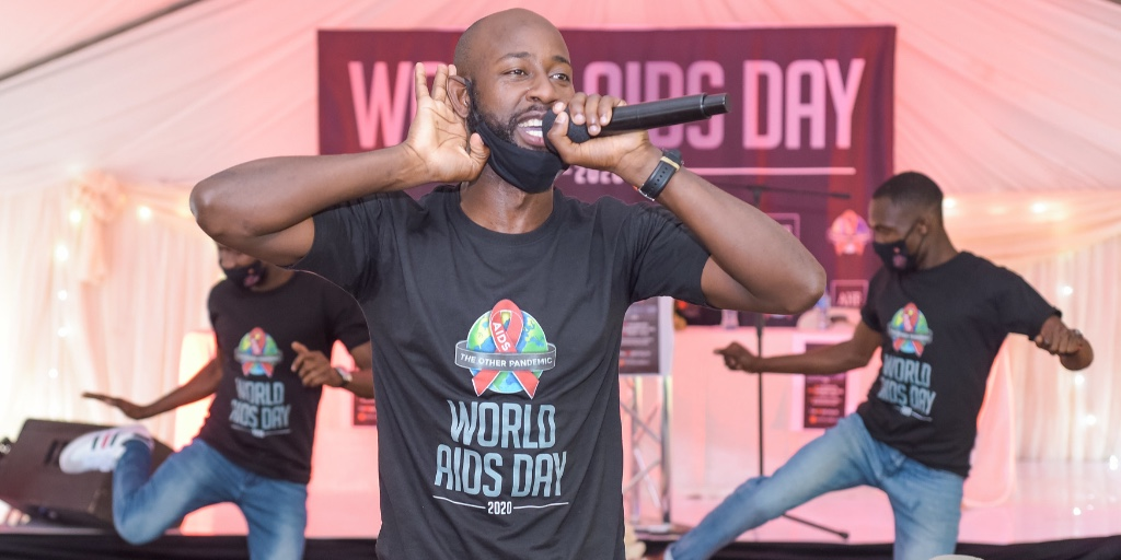 Here are highlights from this year's World AIDS Day celebration in South Africa. We appreciate the continued commitment to #keepingthepromise! #WAD2020 #WAD #AHF #AIDShealthcarefoundation #AIDStheotherpandemic #global #globaladvocacy #southafrica #AIDSawareness #stillfighting
