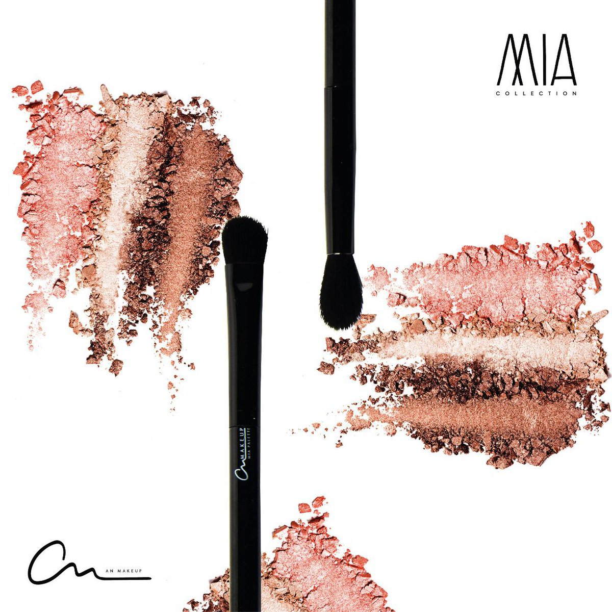 #MIAPALETTE 💋 la combinación perfecta✨ #anmakeup1111 #MIAPALETTE #BecomeYourDream . . . . #makeuplovers #makeupartists #makeupdreamers #makeup #eyeshadows #anahi