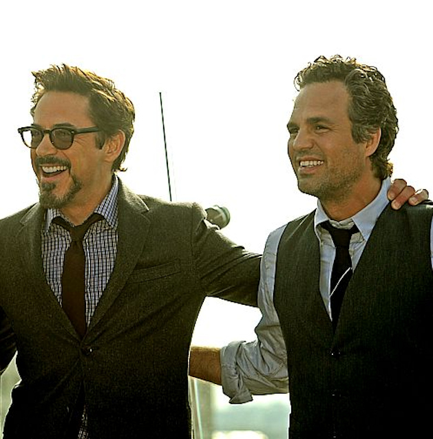 #TheFirstRuleOfTwitter Check out someone's profile page before following/interacting with them, so you know what you're getting into. I think mine is abundantly clear. 😄😄😄 #ScienceBros #MarkRuffalo #RobertDowneyJr #BruceBanner #TonyStark #youvebeenwarned 💚❤️