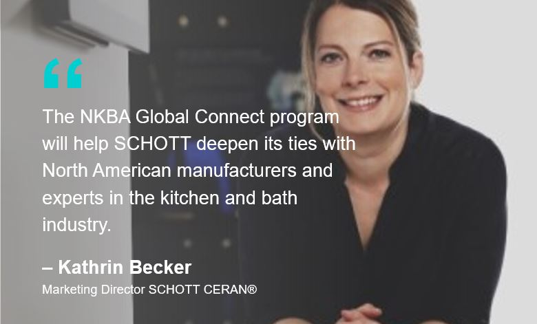 We're honored to join @thenkba Global Connect program and look forward to taking advantage of the NKBA's deep-rooted expertise in the kitchen and bath industry. 🙌 https://t.co/0AgXyetbDj