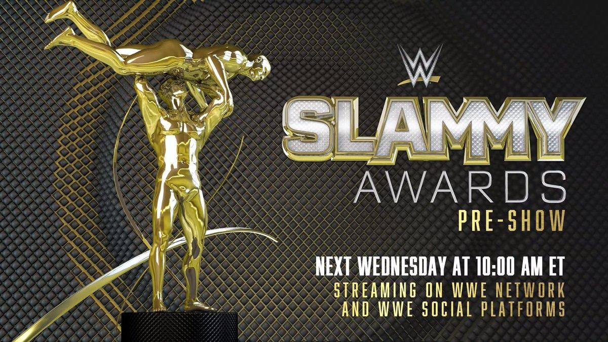 R-Truth Announced As The WWE Slammy Awards Host, Pre-Show To Air