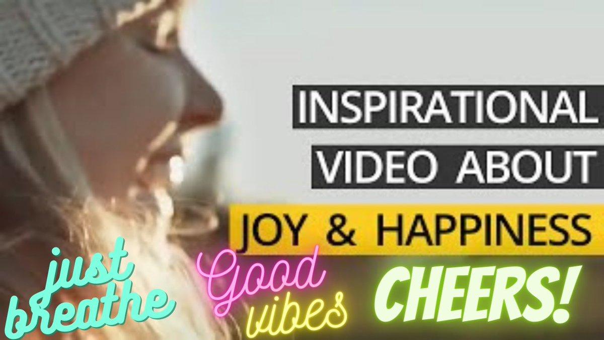#PositiveVibes #positivethinking #PositivePsychology #PositiveQuote #InspirationalQuotes #Inspiration #JOY #happinessbeginstour #satisfaction #BiggBoss14 #sleep #goodvibes Retweet if you like !!! Support me to do more, if you like this video!! Thank you!!