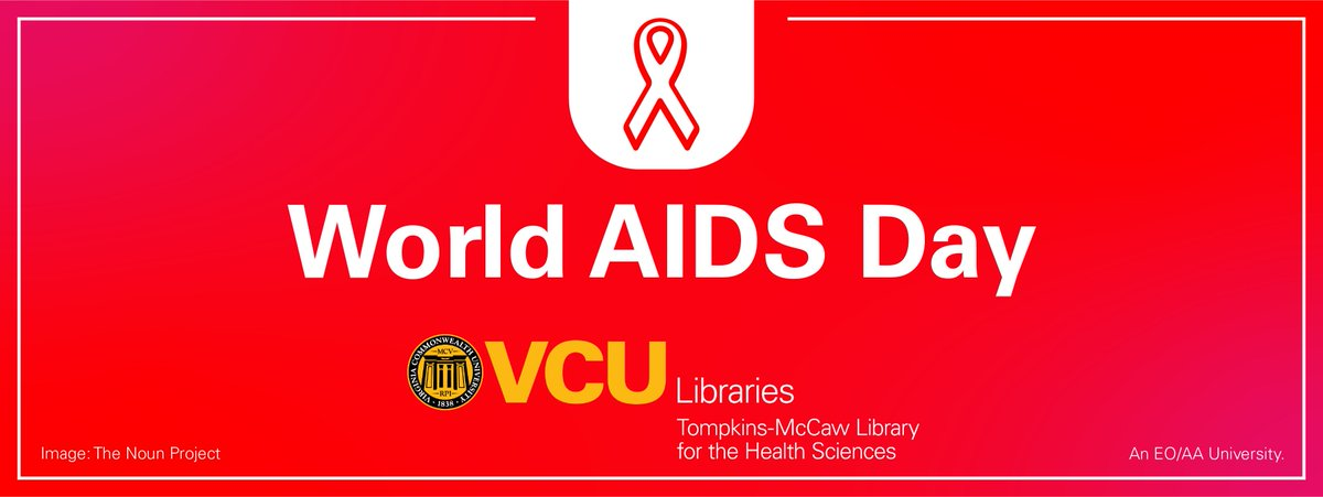Take some time and visit our Virtual Display for this month focusing on World AIDS Day. Explore resources carefully curated from our collection:   @NAT_AIDS_Trust #WorldAIDSDay #WAD2020 #MedEd #ResearchGuides #MedLibs