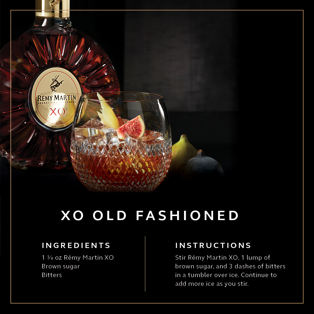 There's no better cocktail for nights in than the Old Fashioned. And no version is more perfectly complex than this one.  Order your bottle of XO at ReserveBar! →