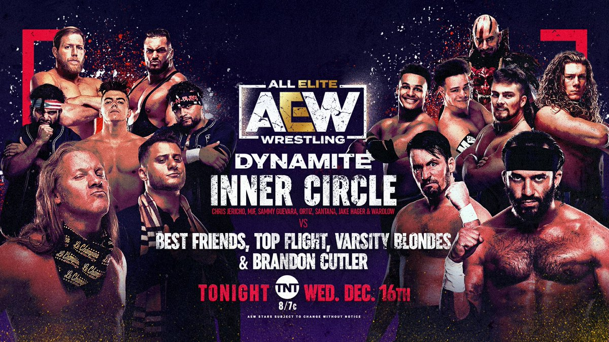 AEW Dynamite Results - December 16, 2020