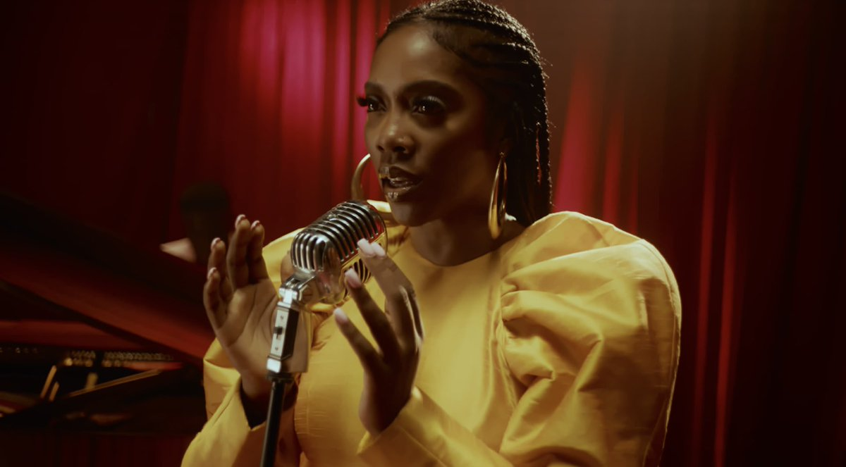 New work for Queen T @TiwaSavage ft. @davido - Park well (Out Now)  Directed by DK💫 C/o @PriorGold  Watch full video