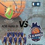 Image for the Tweet beginning: Baloncesto Liga Junior Masculino. 👇👇👇👇