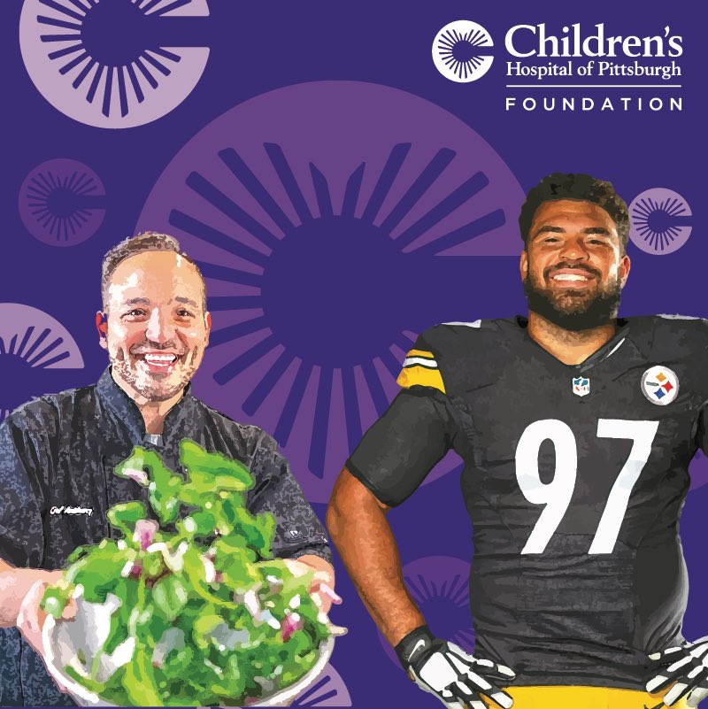 Virtual Cooking Class with my guy Chef Anthony and Don's Appliances tomorrow night at 6PM! All proceeds benefit the Free Care Fund of Children's Hospital Foundation. Register here