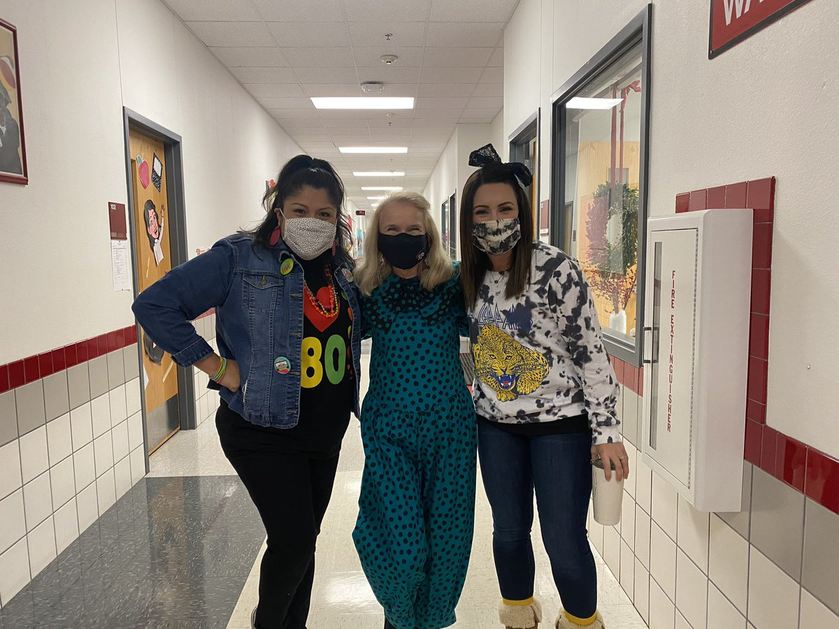 We love celebrating the 80TH day of school! @estradac_cfb