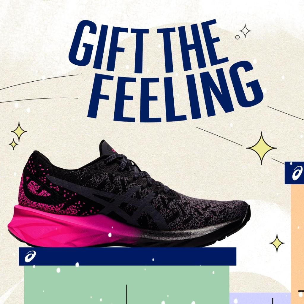 Still searching for the perfect gift? ✨  Whether they are a fitness lover, a tennis enthusiast, a running addict or a fashion fiend, use ASICS Gift Finder to buy the ideal present for your loved ones this Christmas.  Try it now: https://t.co/ezhk912zPf https://t.co/hSeivmFIj2