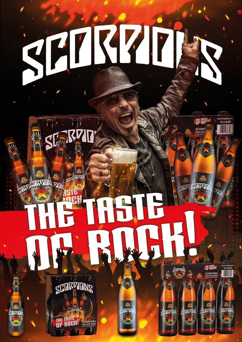 Es ist Zeit, dieses Weihnachten mit dem zu rock Weltberühmtes Scorpions Bier! Online Bestellbar unter:  https://t.co/cuEktxfpCU Amazon: Aktienbrauerei.    Bestellungen werden noch angenommen bis 22.12. https://t.co/Itv25FmrHx