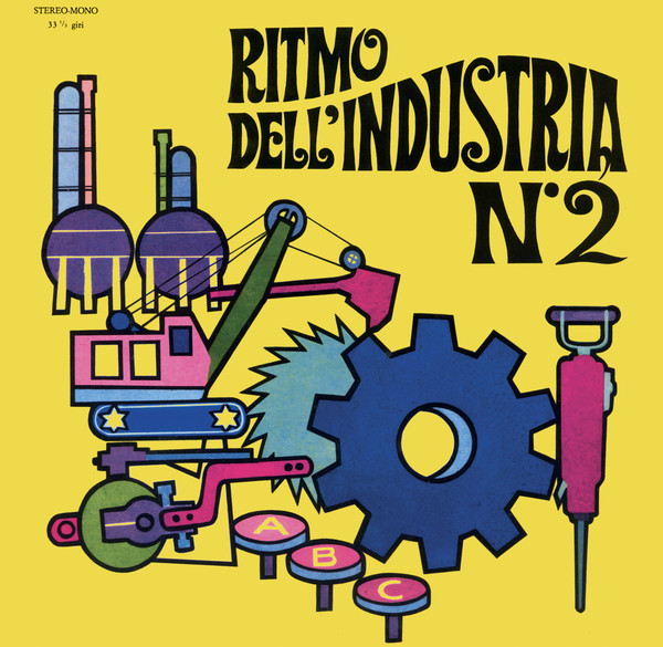 ALESSANDRO ALESSANDRONI • RITMO DELL'INDUSTRIA N°2 (Grand Prix, 1969) Library music by the Italian composer–guitarist. Groovy instrumental miniatures w/ #Lounge vibes & #Progrock time signatures #Vinyl #RSD20 #RockSolidAlbumADay2020 350/366  Transizione