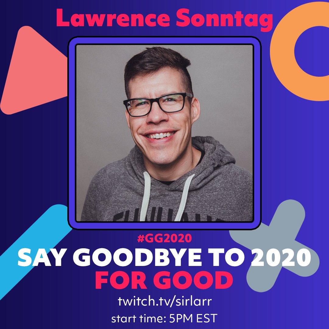E3 On Twitter A New Face Has Joined Today S Lineup With Lawrence Sonntag Sirlarr Playing Cyberpunk 2077 At 5pm Est To Raise Funds For Directrelief Join Him At Https T Co 8v9ltxsluw To Help Support The third in my funhaus art series, lawrence sonntag. twitter
