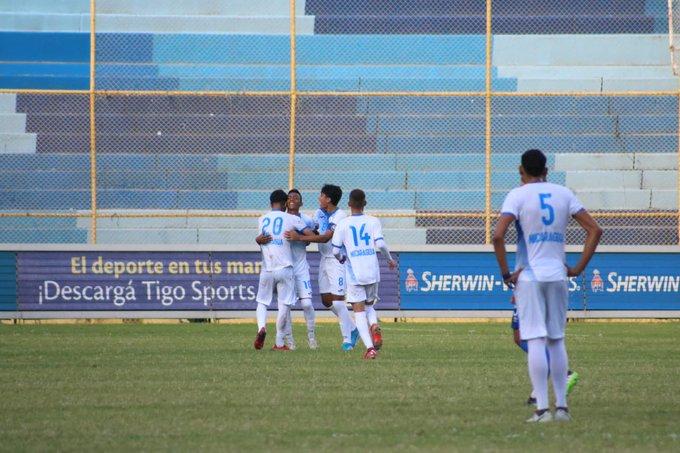 Juegos amistosos contra Nicaragua en diciembre del 2020. EpZHCkQXMAIsTMp?format=jpg&name=small