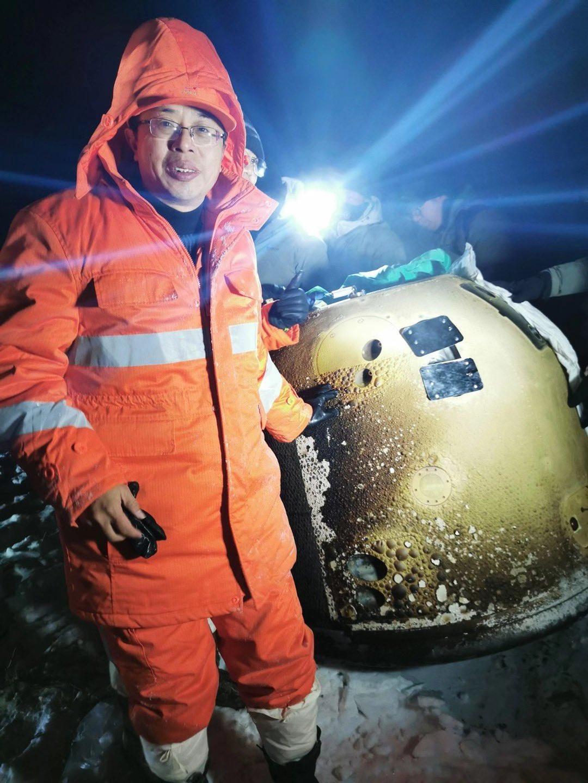 Suivi de la mission lunaire Chang'e-5 - Page 10 EpZcRr5U8AE8Sqc?format=jpg&name=large