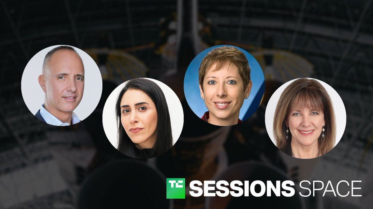 SNC wants to make living & working in space a reality and SNC's executive vice president of space systems @JanetKavandi is leading the way. Learn more tomorrow at @TechCrunch TC Sessions: Space 2020 with moderator @etherington