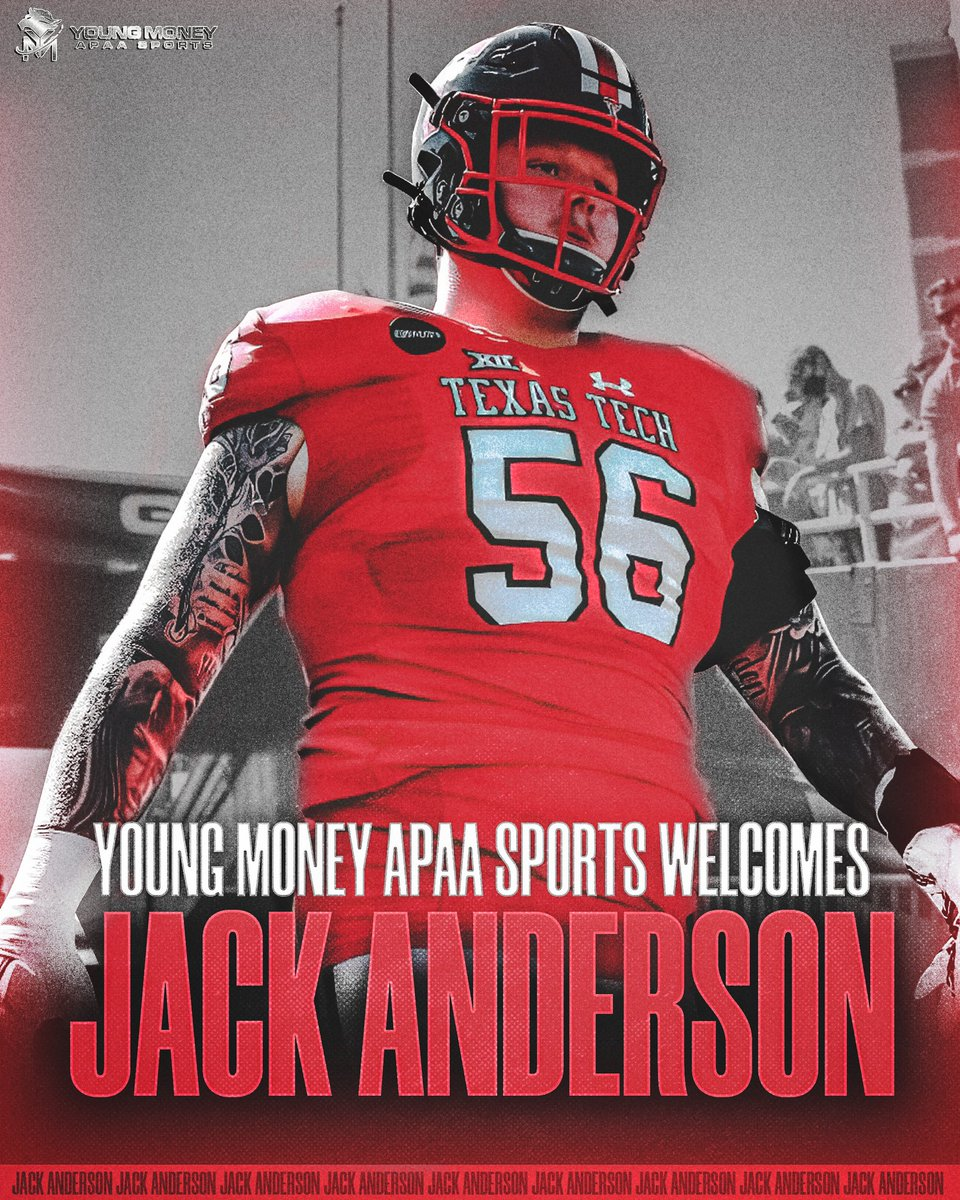 Welcome to the family, @JackAnderson_53 💪🏽🔥💯 #YMAPAA