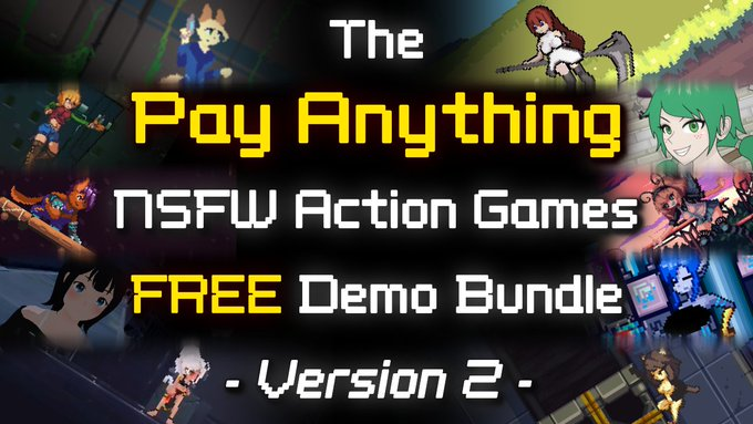 Yep, that's right everyone, it's another bundle!  This time around, we've got UPDATED DEMOS from practically