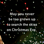 Image for the Tweet beginning: It's Christmas Eve! Have you