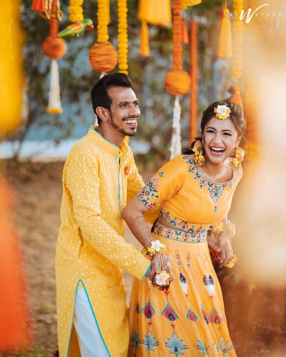 It was all yellow 💛 humari haldi  #DhanaSaidYuz