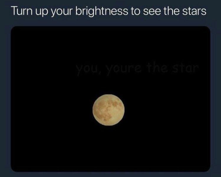 Replying to @elonmusk: Star Light, Star Bright