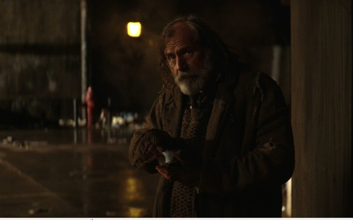 2/2 …as Serbian character actor Rade Serbedzija plays the homeless man that Bruce Wayne gives his coat to a few scenes after learning of Neeson's taken wife, AND then re-appears in Taken 2 as the bad guy WHO ACTUALLY TAKES NEESON'S WIFE! #ActorRedundancy @Dameshek @BaldBryan