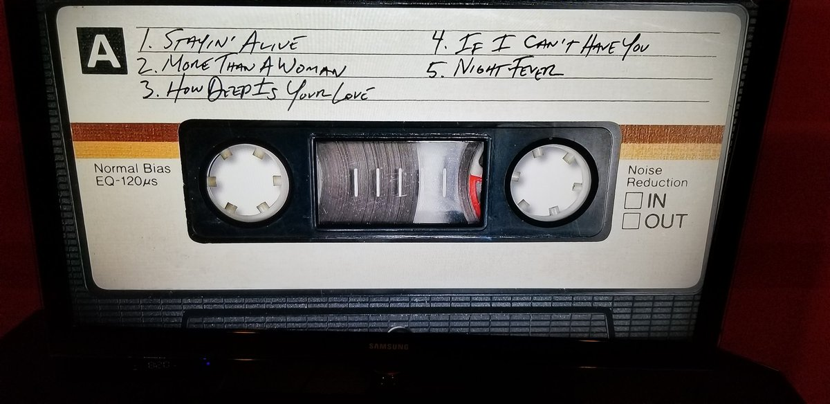 @brooklyncowboy1 I just finished watching that documentary an hour ago. The best part is when producers were working on the soundtrack for Saturday Night Fever. Production on the film had only just started and in less than a month the Bee Gees turned in this demo tape. Are you kidding me?