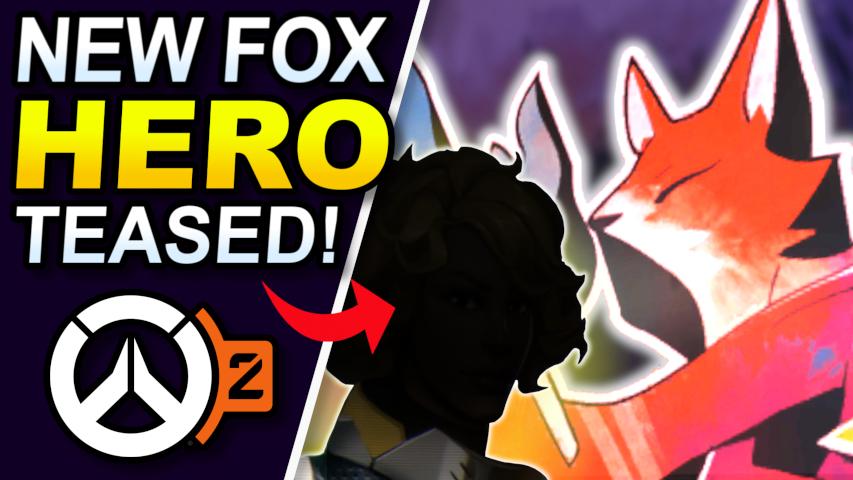 Master Ian Gamer - Overwatch 2 NEW HERO teased on Kanezaka map!?  Who is the Kanezaka Fox Girl? -->