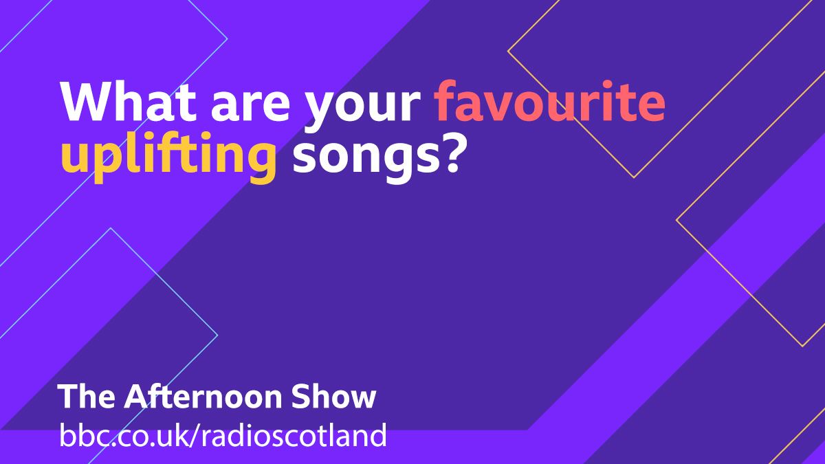 We are one week away from Christmas Eve and we are all full of festive cheer so for today's Topical Tune we are looking for your favourite uplifting songs  Let us know below 👇  #TheAfternoonShow with @GrantStottOnAir from 13:30 -