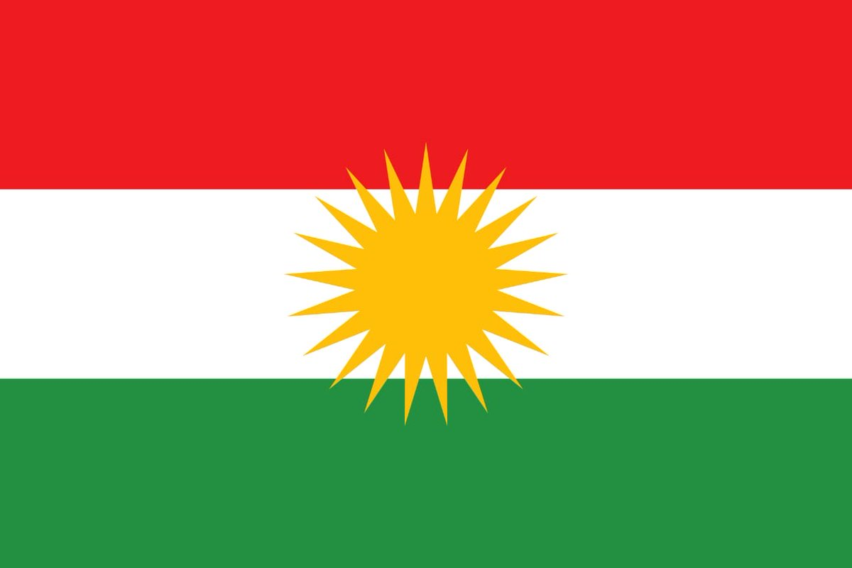 Happy Kurdistan Flag Day. This hallowed flag for which so much blood has been shed shall eternally remain a source of pride to all the people of Kurdistan. https://t.co/zxSxICRMHk