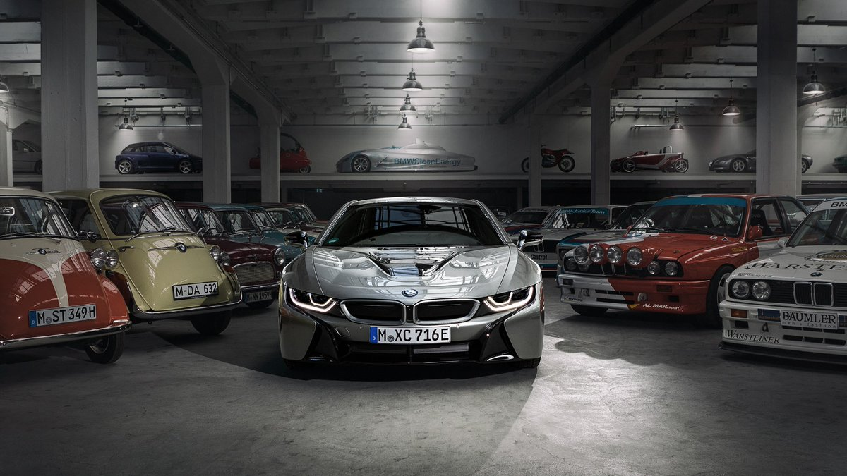 Pioneer, icon and classic of the future. Bidding farewell to the unique BMW i8.  Read the story:   #THEi8 #BMW