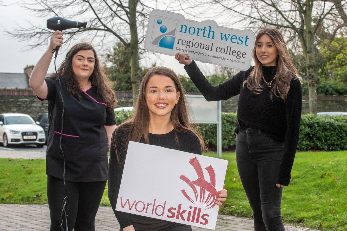 Members news: @mynwrc Hairdressers make the cut at Worldskills:- bit.ly/3gXeAVX
