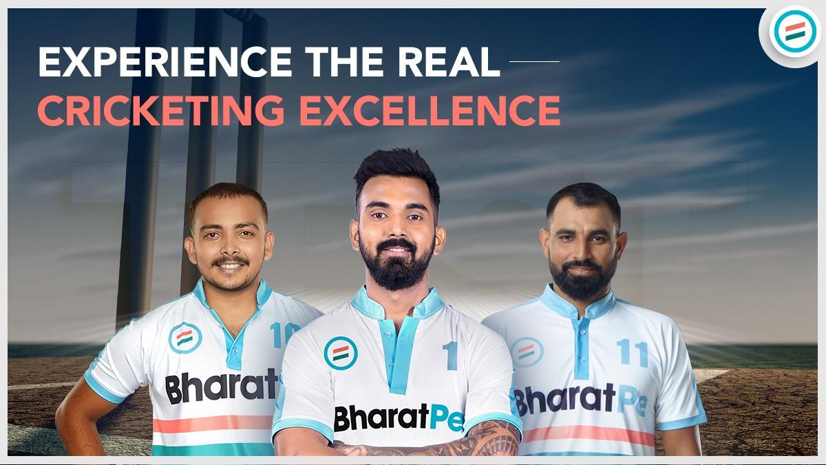 Our Men in Blue are here to show their best.  #indiaaustralia #TeamBharatPe  #TeamBharatPe #indianteam #indiacricket #shubmangill #cricketstars #cricketfansindia #CricketSeason #cricketers #BusinessGrowth #businessbuddy #UPI #klrahul #shami #shubmangill #t20cricket #SanjuSamson