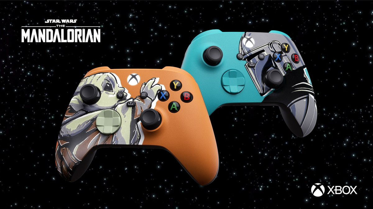 This is the way.  Follow @Xbox and RT with #TheMandalorianXboxSweepstakes for a chance to win controllers inspired by @TheMandalorian.  No purchase req. Open to residents of 50 US (+D.C.), 18+. Ends 7pm PT 12/28/20. Rules: