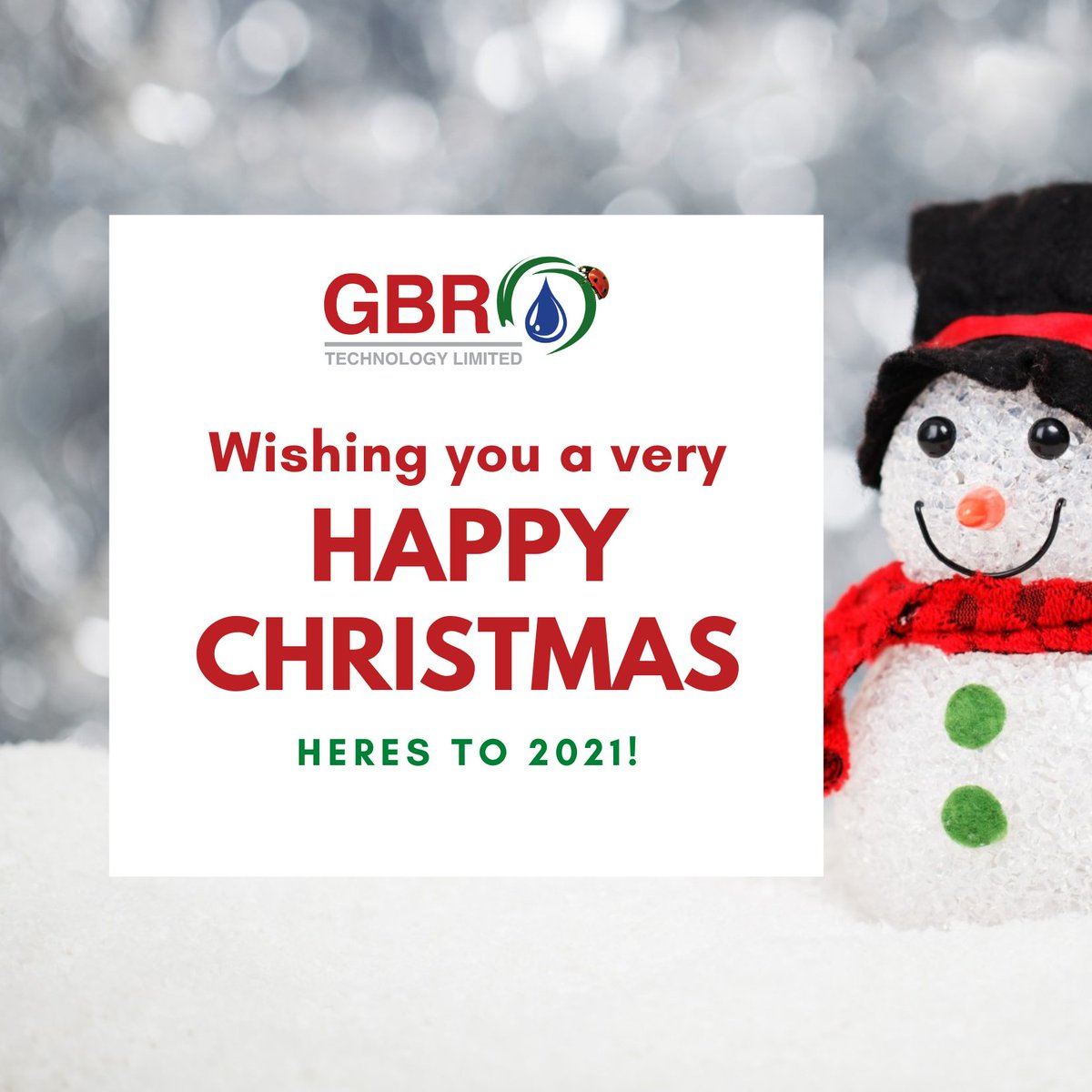2021 Christmas Technology Gbr Technology Advanced Amenity Products On Twitter On Behalf Of All The Gbr Team We D Like To Thank You For Your Continued Support This Year We Will Be Closing For The